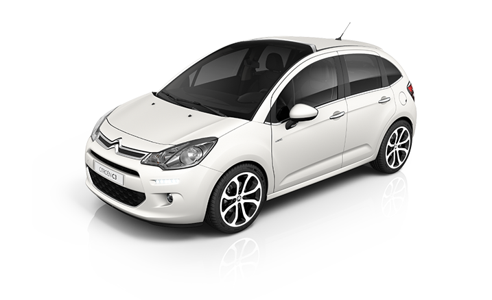 Funchal car Hire - Book here - Citroen C3 Diesel HDI