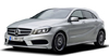 Car Rental in Madeira -  Uchen Sie eine MERCEDES A CLASS  mit Funchal Car Hire