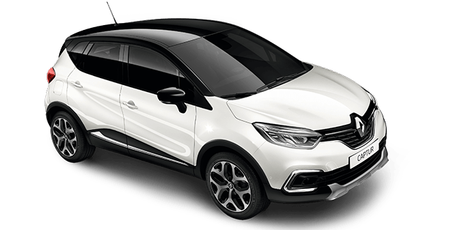 Car Rental in Madeira -  Uchen Sie eine Renault Captur TCE 900 Turbo mit Funchal Car Hire